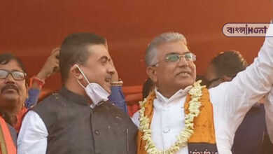 Photo of শুভেন্দু অধিকারী না দিলীপ ঘোষ পাল্লা ভারী কার? হচ্ছে ওজন
