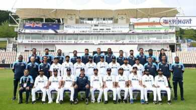 Photo of ঘোষিত হল বিশ্ব টেস্ট চ্যাম্পিয়নশিপের ভারতীয় দল, দেখুন কারা কারা সুযোগ পেল…