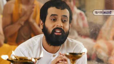 Photo of 'শ্রীরামকৃষ্ণের জীবনের অনেক কিছুই দেখানো বাকি', শুটিংয়ে ফিরতে পেরে খুশি সৌরভ সাহা