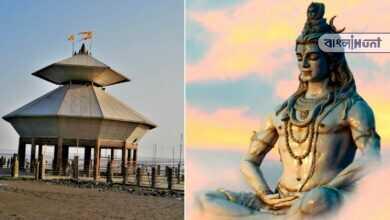 Photo of শ্রাবণ মাসের দ্বিতীয় সোমবার: ভারতের এমন এক শিব মন্দির, যা বেশিরভাগ সময়ই জলের তলায় থাকে