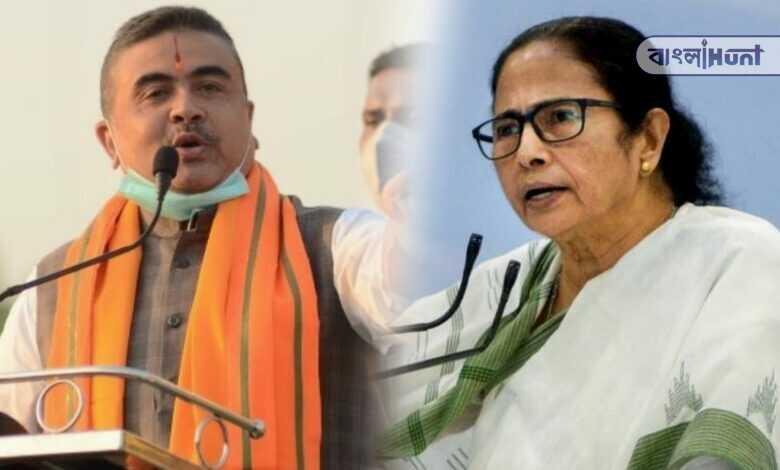 Mamata Banerjee say once I will go to jail: Suvendu Adhikari