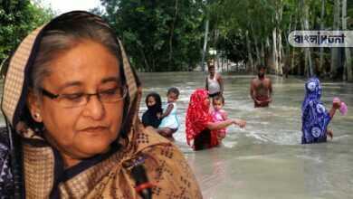 Photo of বন্যা এবং ধসে বিপর্যস্ত বাংলাদেশ, ৬ রোহিঙ্গা সহ মৃত ২২