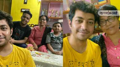 Photo of বাবা চলে যাওয়ার পর একাই সামলাচ্ছেন মাকে, মায়ের জন্মদিনে কেক কেটে সেলিব্রেশন পর্দার 'দীপু' রোহনের