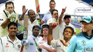 Photo of সর্বকালের সেরা টেস্ট দল বাছলেন বিশ্বকাপজয়ী অধিনায়ক ইয়ন মর্গ্যান, বাদ শচীন, মুরলী, ওয়ার্ন