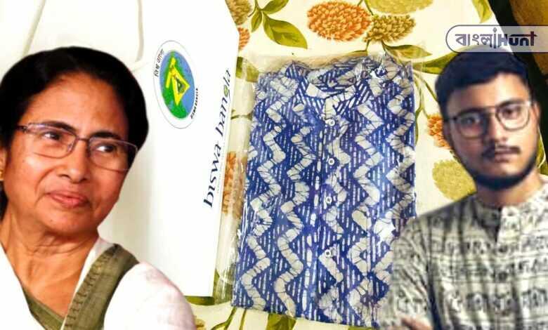 Debangshu Bhattacharya got emotional after receiving a gift from Mamata Banerjee