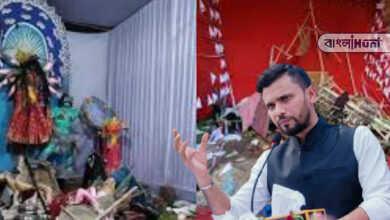 Photo of ধর্মের দোহাই দিয়ে সাম্প্রদায়িক দাঙ্গা, এবার প্রতিবাদে সরব হলেন বাংলাদেশের প্রাক্তন অধিনায়ক মাশরাফি মোর্তাজা