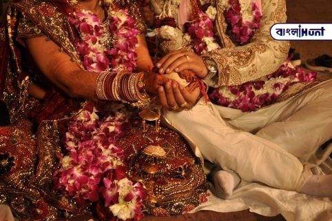 Indian wedding Delhi Bangla Hunt Bengali News