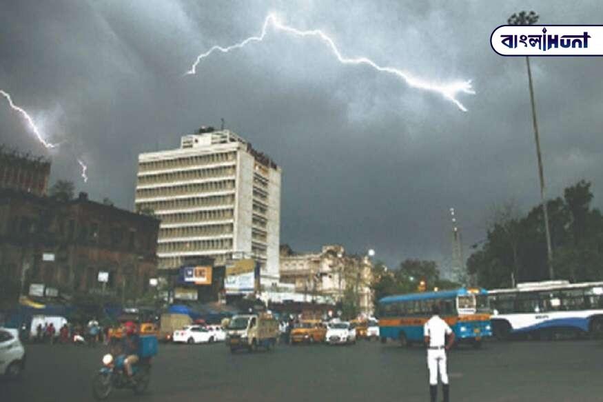 Kolkata rain5 Bangla Hunt Bengali News
