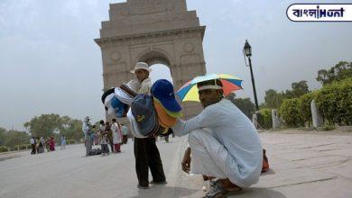 Photo of বিদায় শীত! দিল্লীতে সর্বোচ্চ তাপমাত্রা আট বছরের ভাঙল রেকর্ড