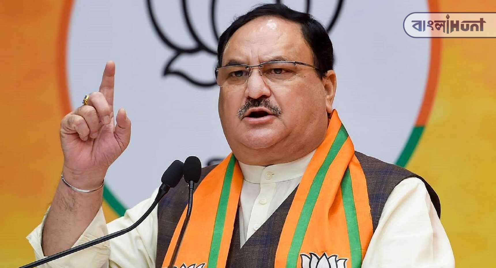 BJP will respond in a democratic way on tmc attacks: jp nadda