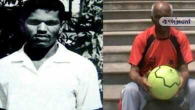 Photo of গুরুতর অসুস্থ কিংবদন্তি ফুটবলার তুলসীদাস বলরাম, ভর্তি হাসপাতলে