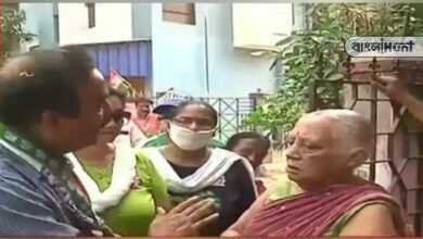 Photo of পাম্পিং স্টেশনের উদ্বোধন হলেও জল কেন আসে না? প্রচারে বৃদ্ধ দম্পতির প্রশ্নে চরম অস্বস্তিতে তৃণমূল প্রার্থী