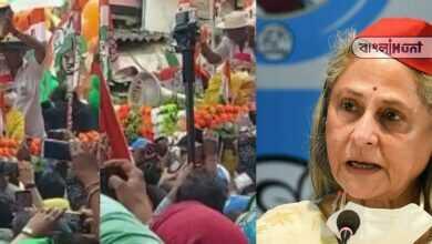 Photo of রোড শোয়ে মেজাজ হারালেন জয়া! সেলফি তুলতে যাওয়া তৃণমূল কর্মীকে চলন্ত গাড়ি থেকে দিলেন ধাক্কা