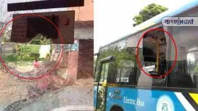 Photo of খাস কলকাতায় যাত্রীবাহী বাসে চলল গুলি! ভোটের আবহে বাড়ছে আতঙ্ক