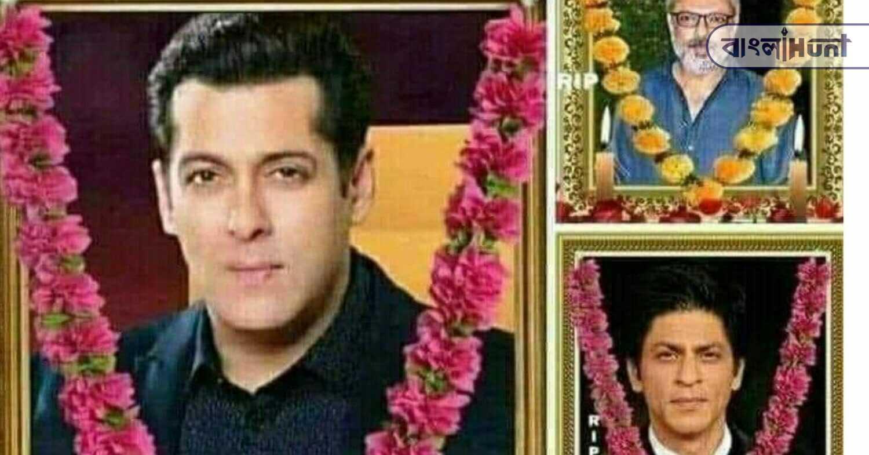 shahrukh Khan & Salman Khan