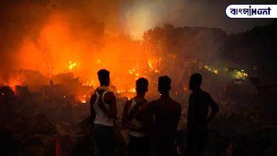 Photo of ভয়াবহ অগ্নিকান্ড বাংলাদেশে, পুড়ে ছাই দুই শতাধিক ঘর