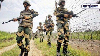 Photo of সীমান্তে বাংলাদেশি চোরাচালানকারীদের ব্যাপক উপদ্রব, আক্রমণে আহত ৩ জন BSF জওয়ান
