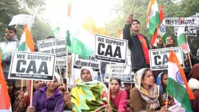 Photo of বাংলাদেশের হিন্দুদের সুরক্ষার জন্য CAA আইনের সংশোধনের প্রয়োজন, দাবি তুললেন কংগ্রেস নেতা