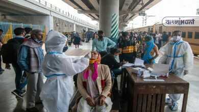 Photo of রেকর্ড ছাড়ালো ভারত, একদিনে করোনা আক্রান্তের সংখ্যা ১ লক্ষেরও বেশি