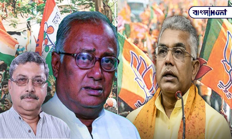 dilip kalyan sougata Bangla Hunt Bengali News