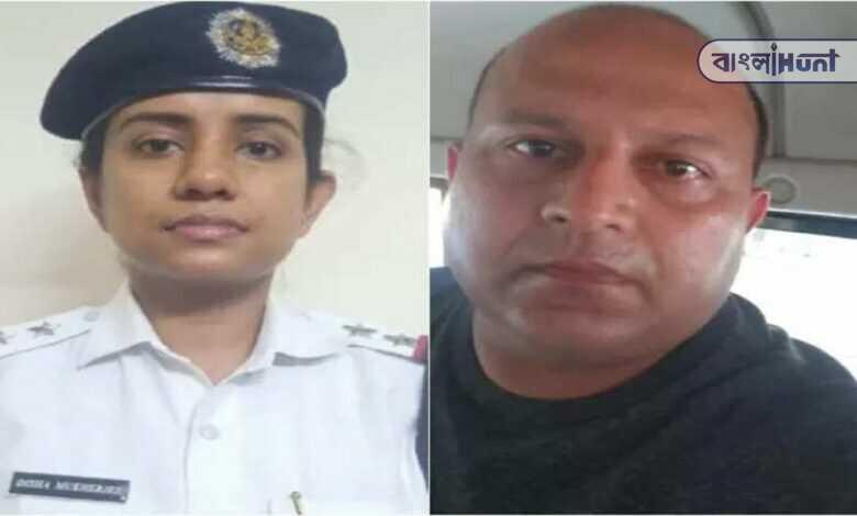 Arrest of cheater by hanging in love trap, Netizens salute kolkata police women