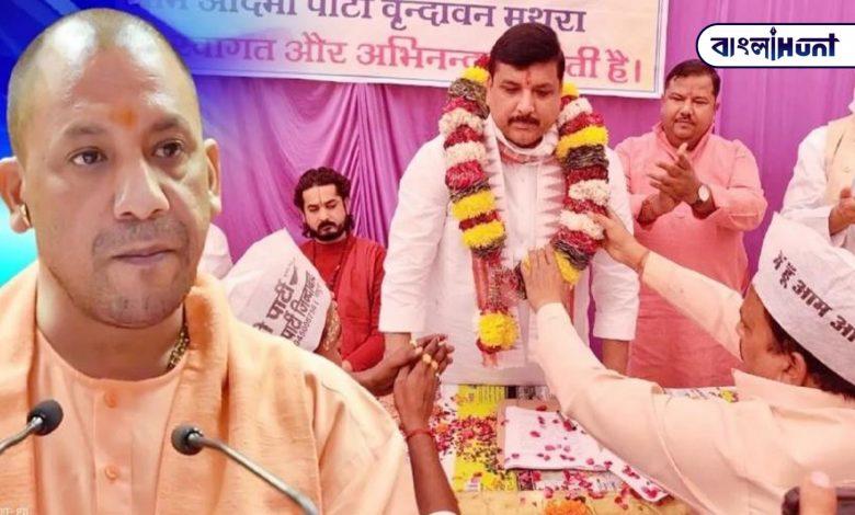 Yogi government anti-Brahmin: Sanjay Singh