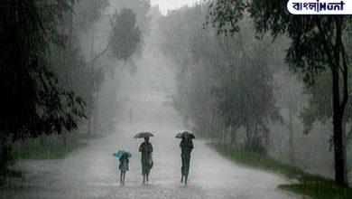 Photo of আবহাওয়ার খবর : ভোররাত থেকেই বজ্র বিদ্যুৎসহ ভারী বৃষ্টিতে ভাসবে কলকাতা , জানালো আবহাওয়া দপ্তর