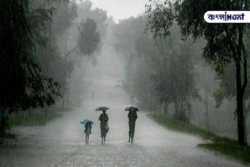 heavy rainfall 12 Bangla Hunt Bengali News