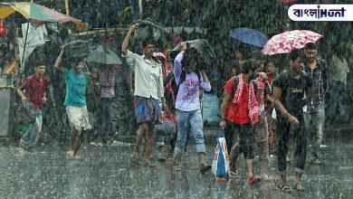 Photo of বর্ষা বিদায় নিলেও আজ কলকাতা সহ দক্ষিণবঙ্গে বৃষ্টির ভ্রুকুটি
