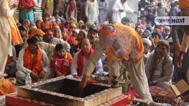 Photo of পাকিস্তানের সেই মন্দির যেখানে হিন্দুদের সঙ্গে মুসলিমরাও করে দেবীর দর্শন
