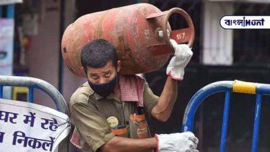 Photo of পেট্রল ডিজেলের পর এবার দাম বাড়ল রান্নার গ্যাসের, মাথায় হাত আমজনতার