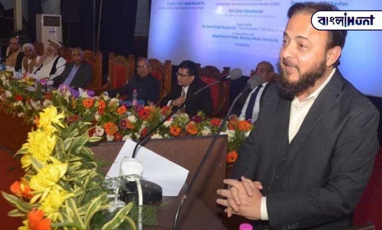 Muslims have improved under the BJP rule, said Zafar Sareshwala
