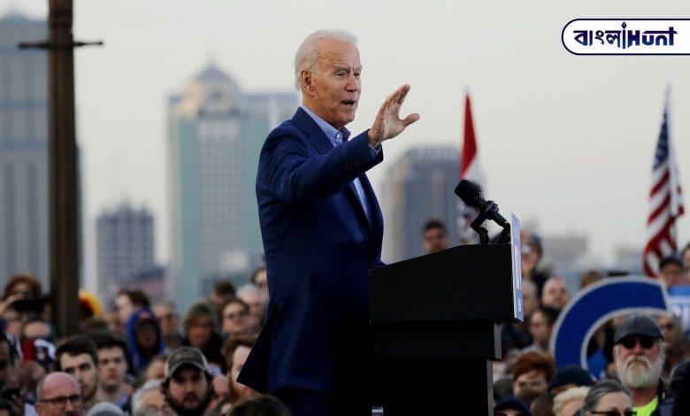 Joe Biden begins handing over power after winning election