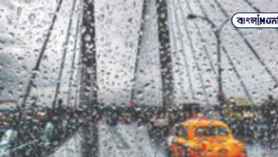 Photo of বজ্রবিদ্যুৎ-সহ বৃষ্টিপাতের পূর্বাভাস কলকাতা সহ রাজ্যজুড়ে, জানাচ্ছে আবহাওয়া দপ্তর