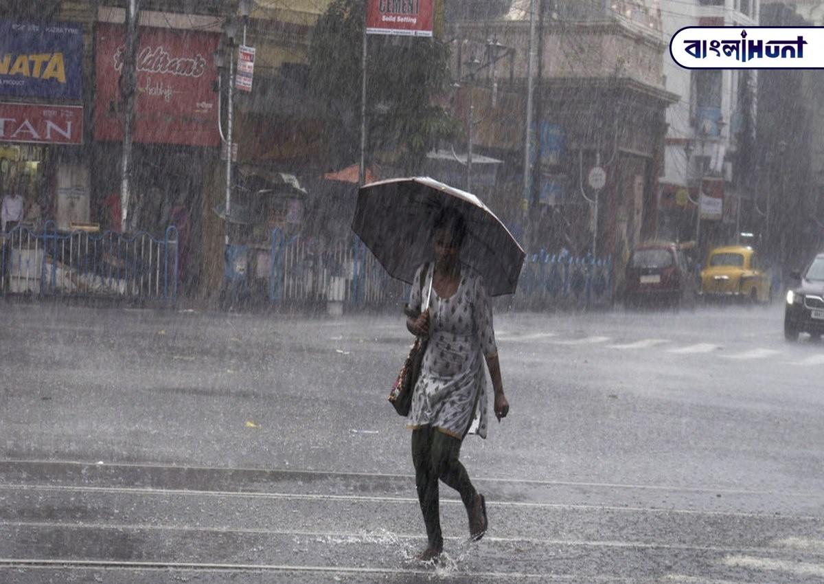 kolkata rains today Bangla Hunt Bengali News