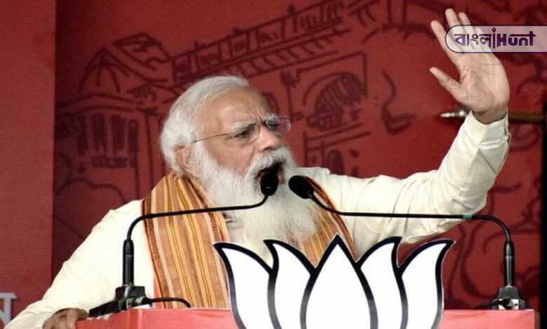 bjp's goal is scheduled voting, narendra modi's target