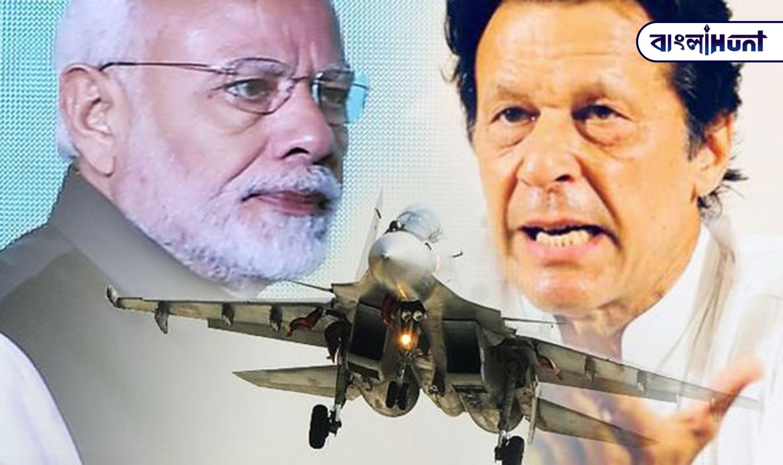 modi imran air strike Bangla Hunt Bengali News