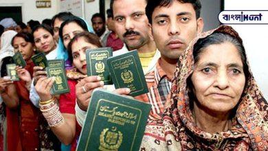 Photo of CAA নিয়ে চলা বিবাদের মধ্যে এক পাকিস্তানি হিন্দুকে ভারতীয় নাগরিত্ব দিলো সরকার