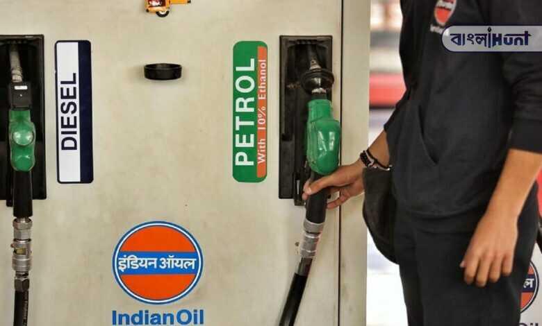 today's Petrol Diesel Price in kolkata 4 th may