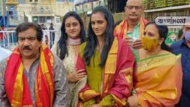 Photo of পদক জিতে ভগবানের দর্শনে পিভি সিন্ধু, শীঘ্রই নিজের অ্যাকাডেমি চালু করছেন তিনি