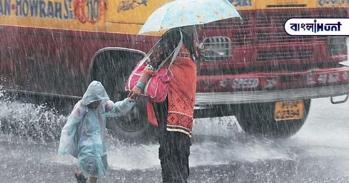rain kolkata Bangla Hunt Bengali News