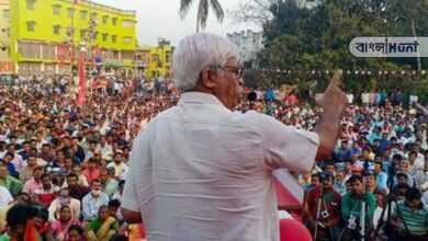 Photo of করোনা আক্রান্ত সিপিএম প্রার্থী সুজন চক্রবর্তী, ভর্তি হাসপাতালে
