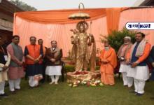 Photo of যোগী-নাড্ডার হাত ধরে উত্তরপ্রদেশে বিজেপির অফিসেও স্থাপিত হল ভগবান রামের মূর্তি