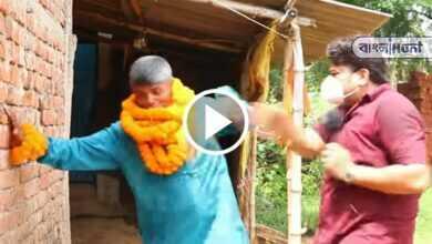 Photo of মাস্ক না পরায় নেতাকে সপাটে চড় সাংবাদিকের? ভাইরাল হল ভিডিও