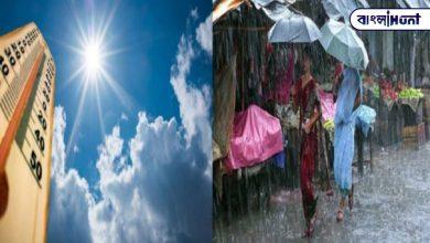 Photo of বাড়ছে তাপমাত্রার পারদ, কোথায় হবে বৃষ্টি? জেনে নিন আগামীকালের আবহাওয়ার আপডেট