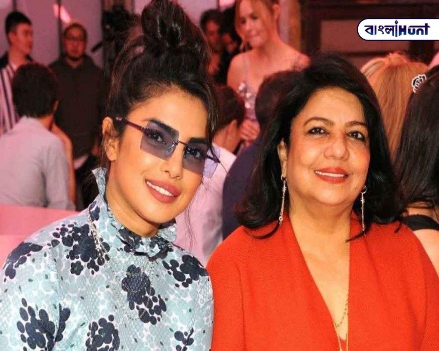 worried about priyanka s career in the beginning madhu chopra 2019 02 18 Bangla Hunt Bengali News
